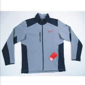 The North Face Windwall Stretch Jacket NWT Logo L